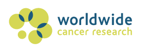 Worldwide Cancer Research logo